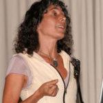 Ms Melissa Wahl, speaking on solar energy options in the Karoo