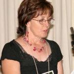 Ms Riana van der Ahee, recounting her experiences as a Karoo entrepreneur