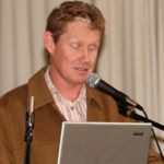Prof Lucius Botes ofthe University of the Free State, Trustee of the Karoo Development Foundation